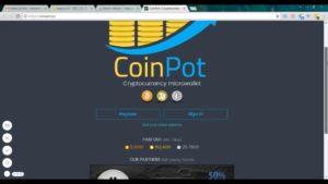 Coinpot Bitcoin verdienen