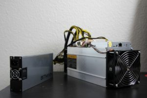 Bitcoin Minen Computer